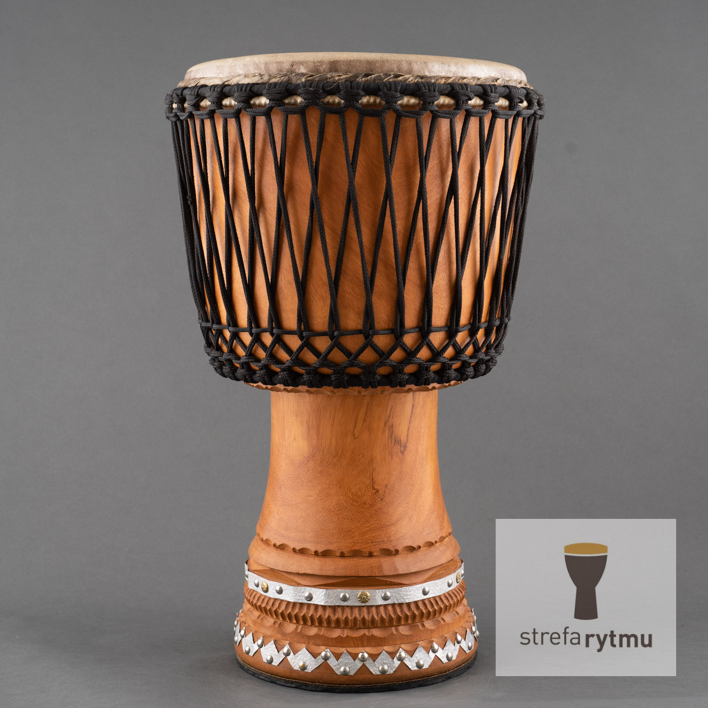 djembe metal decour