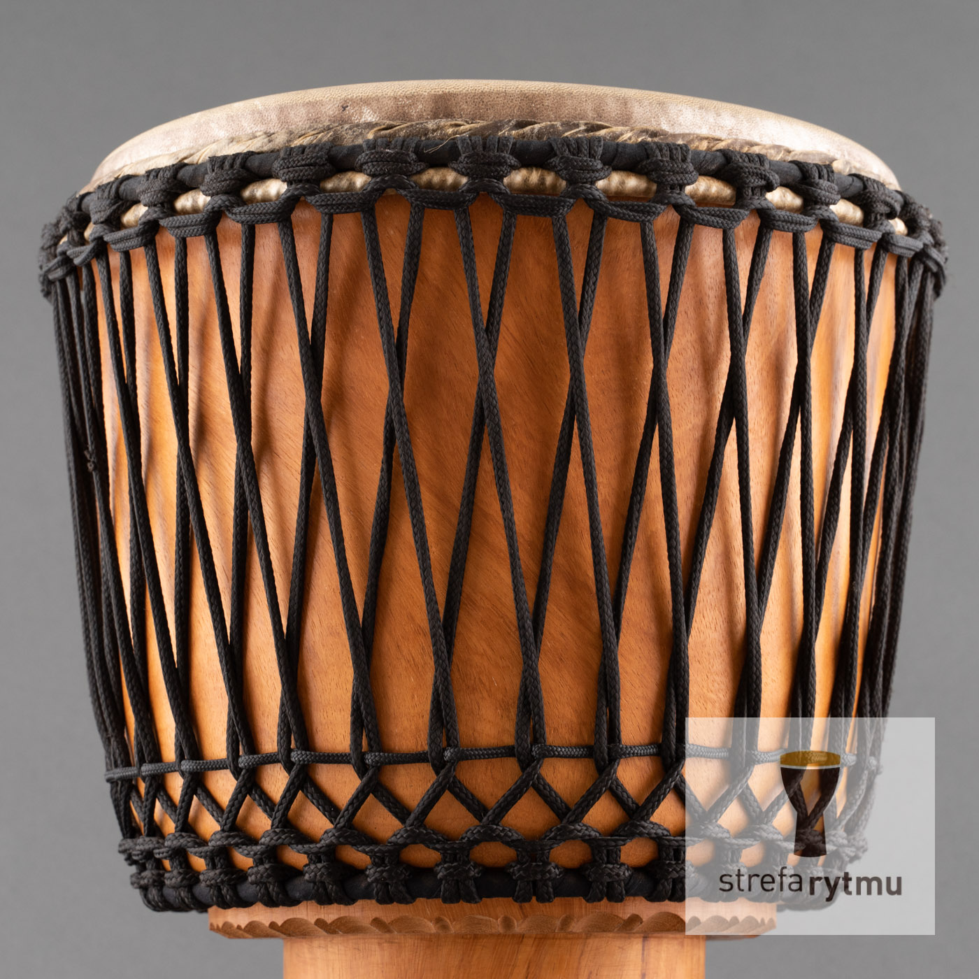 djembe black rope
